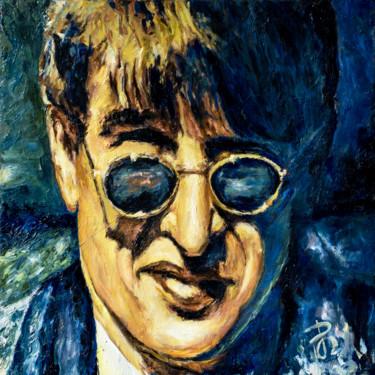 "Oil Textured Portrait. ""Fljak"""